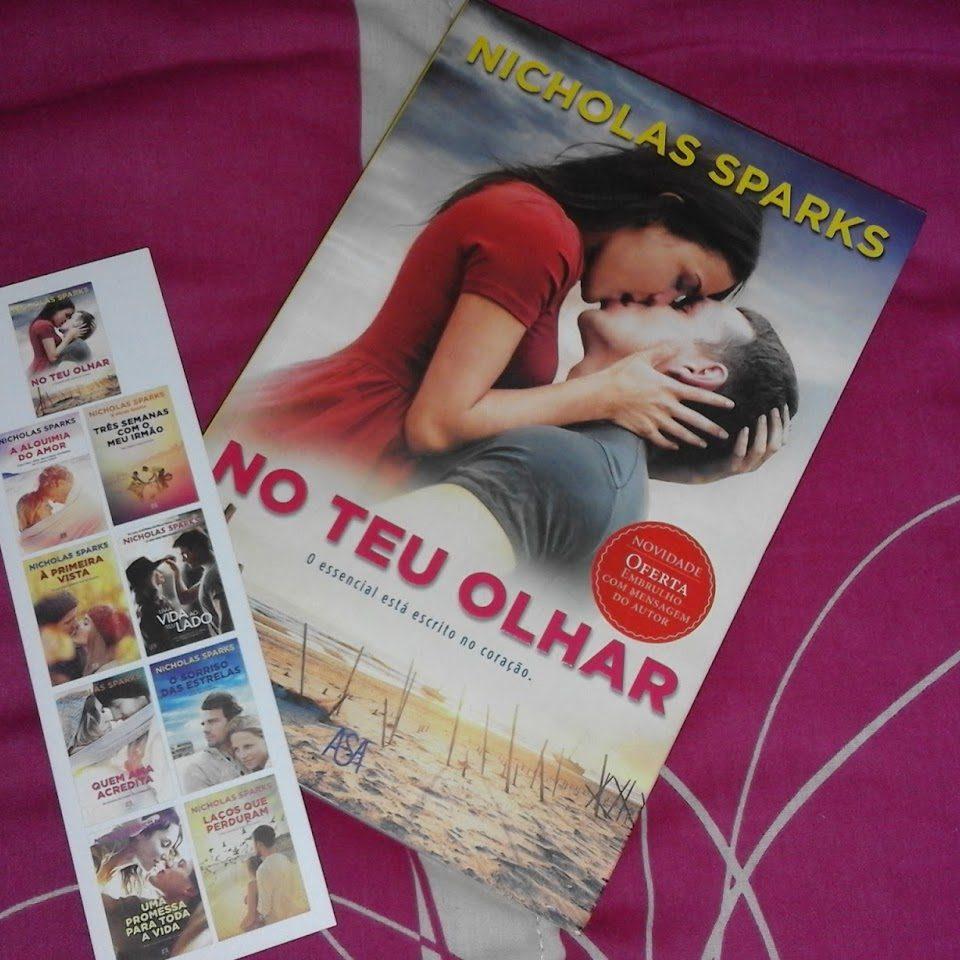 No teu Olhar do Nicholas Sparks