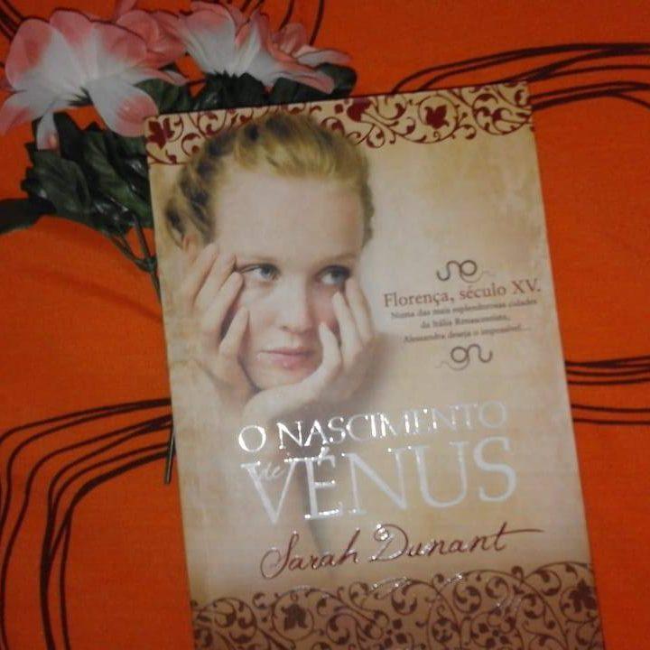 O Nascimento de Vénus da Sarah Dunant