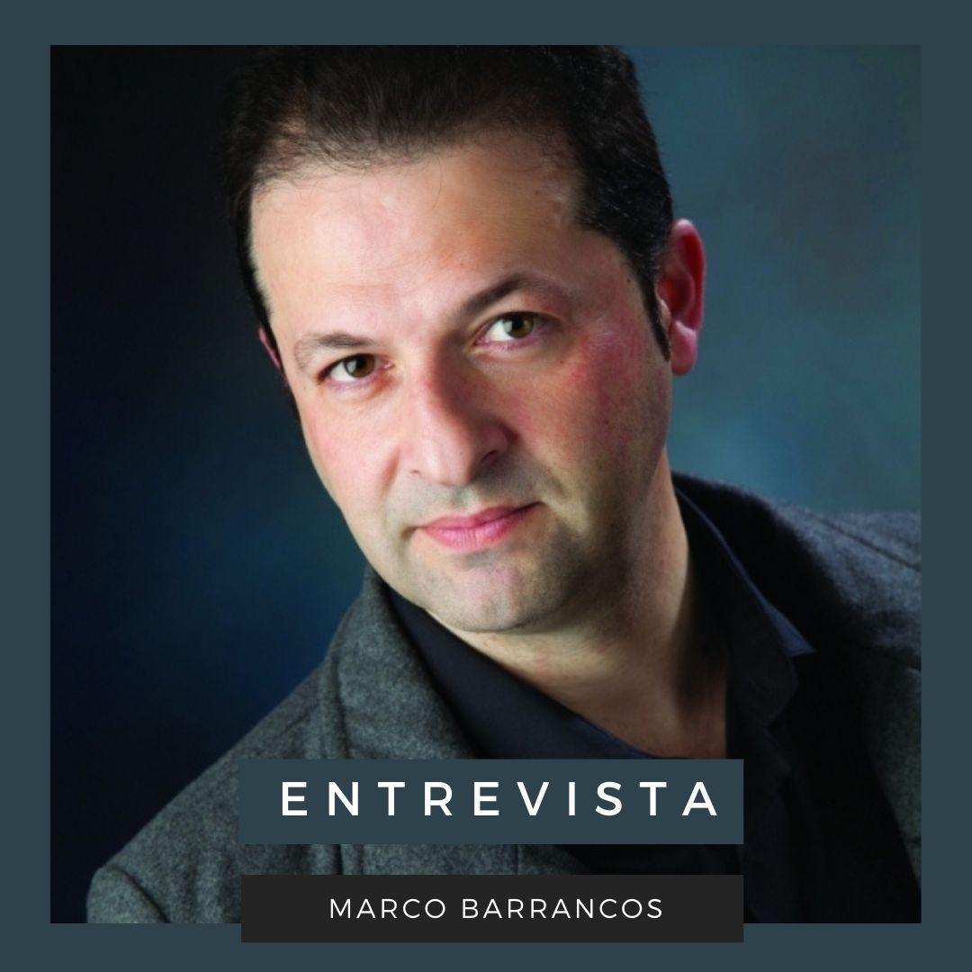 À Conversa com Marco Barrancos
