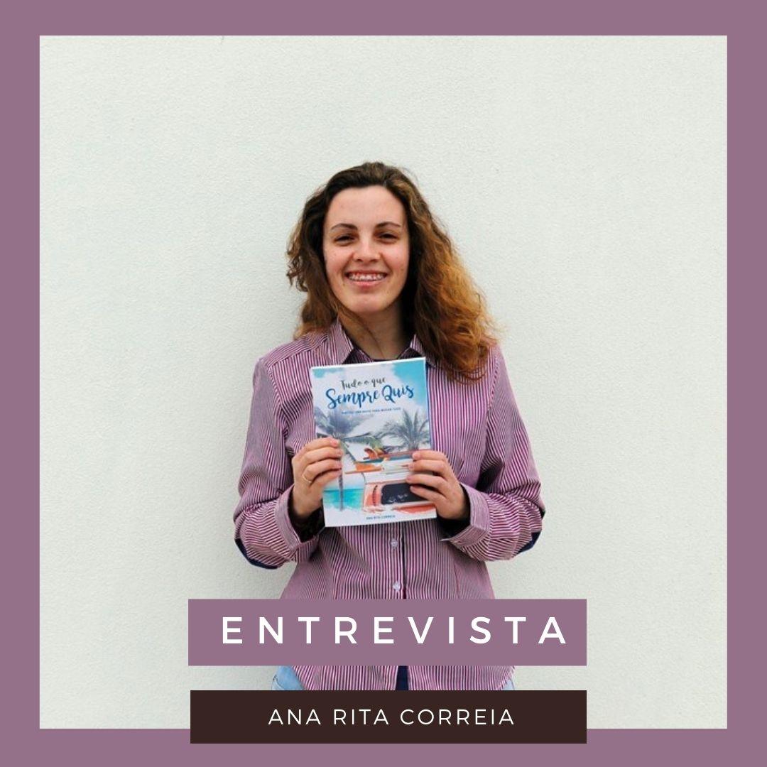 à conversa com Ana Rita Correia