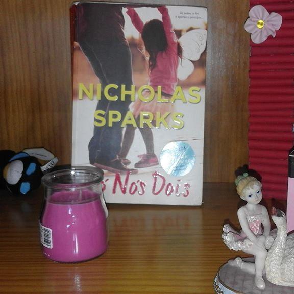 Só Nós Dois do Nicholas Sparks
