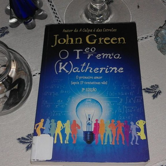 O Teorema de Katherine do John Green