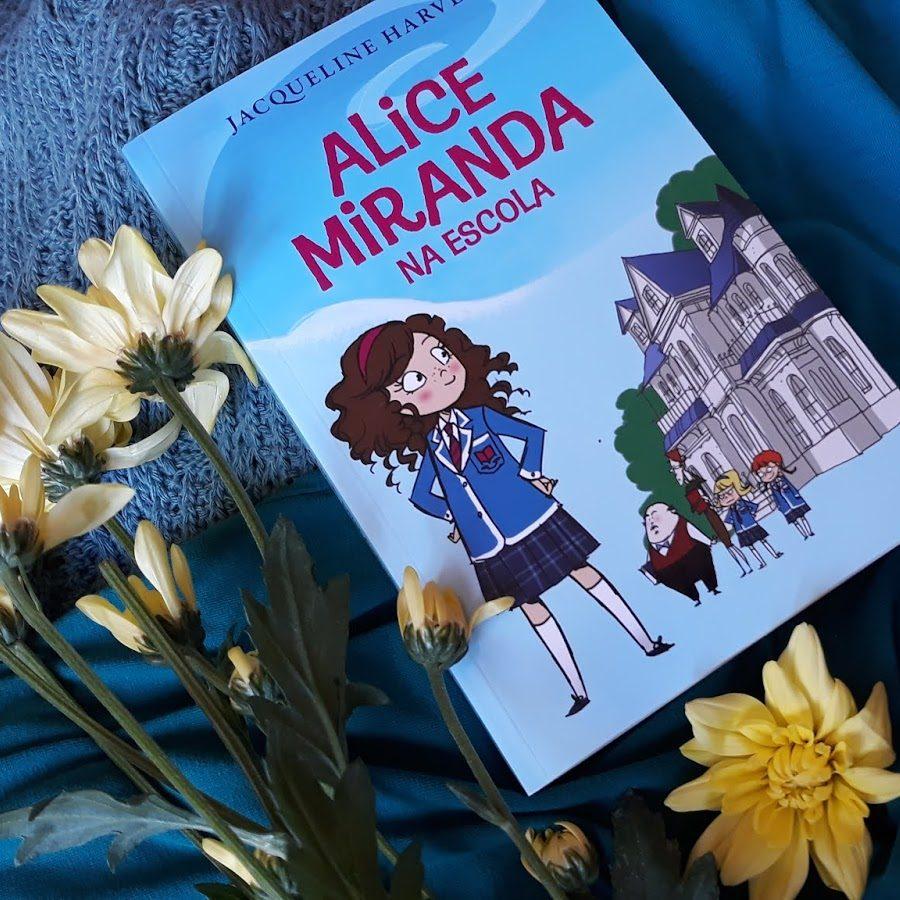 Alice Miranda na escola