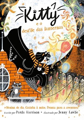 Capa Portuguesa de Kitty e o Desfile das Lanternas