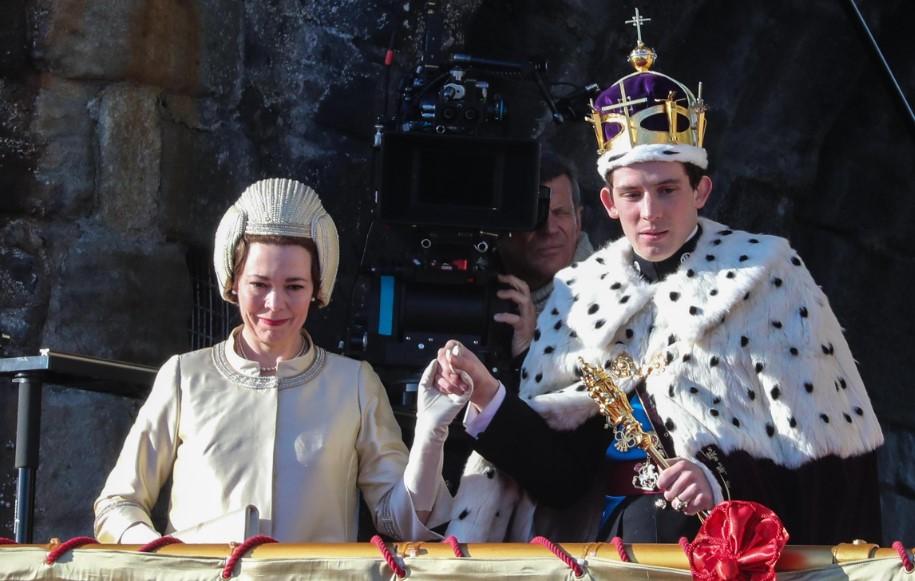 The crown terceira temporada