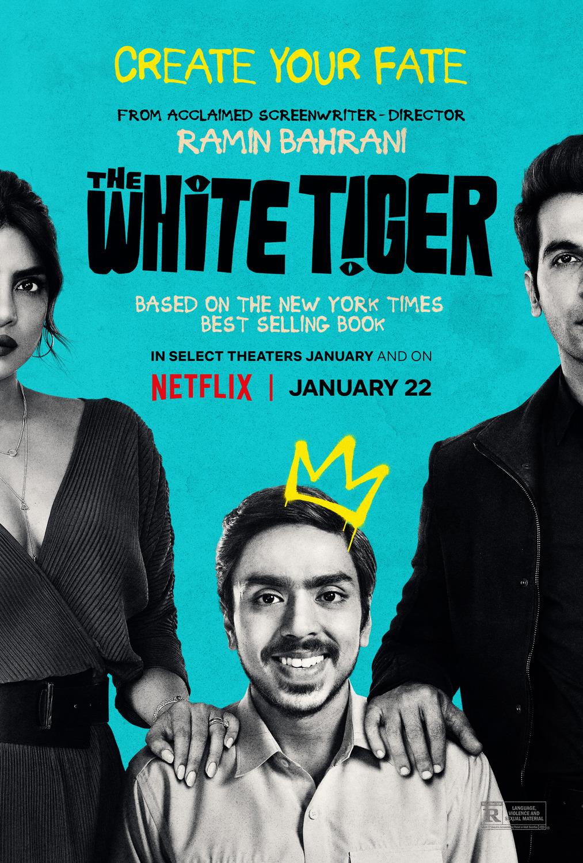 Filme O Tigre Branco