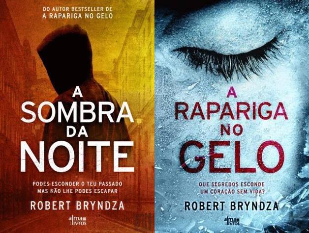 Livros do Robert Bryndza