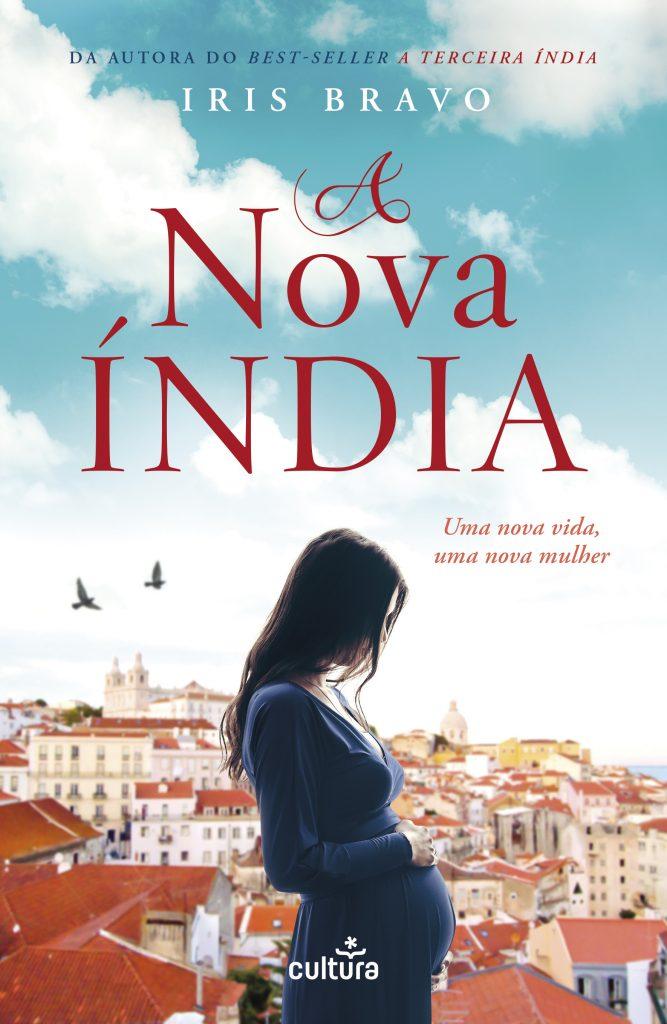 Capa do livro A Nova India da Iris Bravo