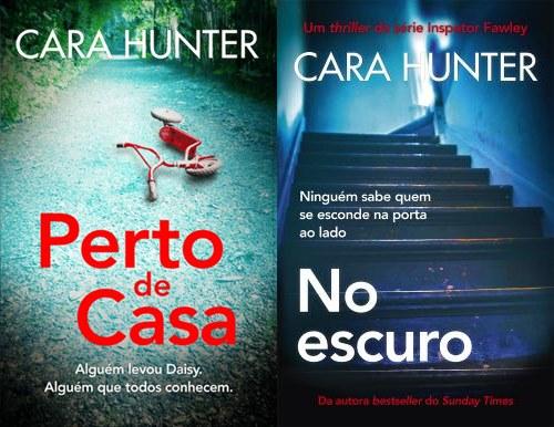 Livros Cara Hunter