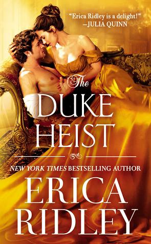 The Duke Heist by Erica Ridley