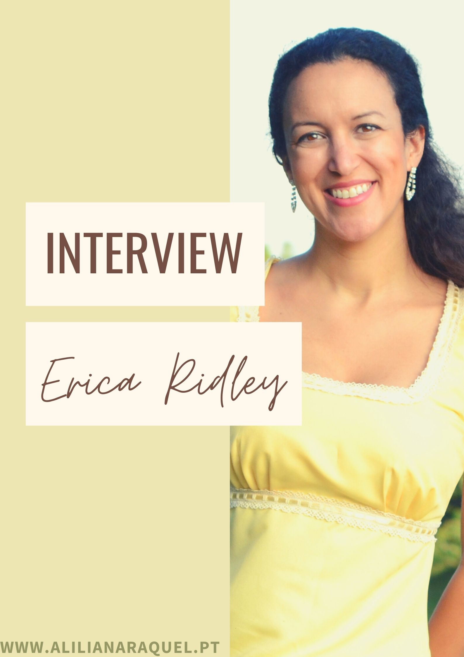 Interview with Erica Ridley