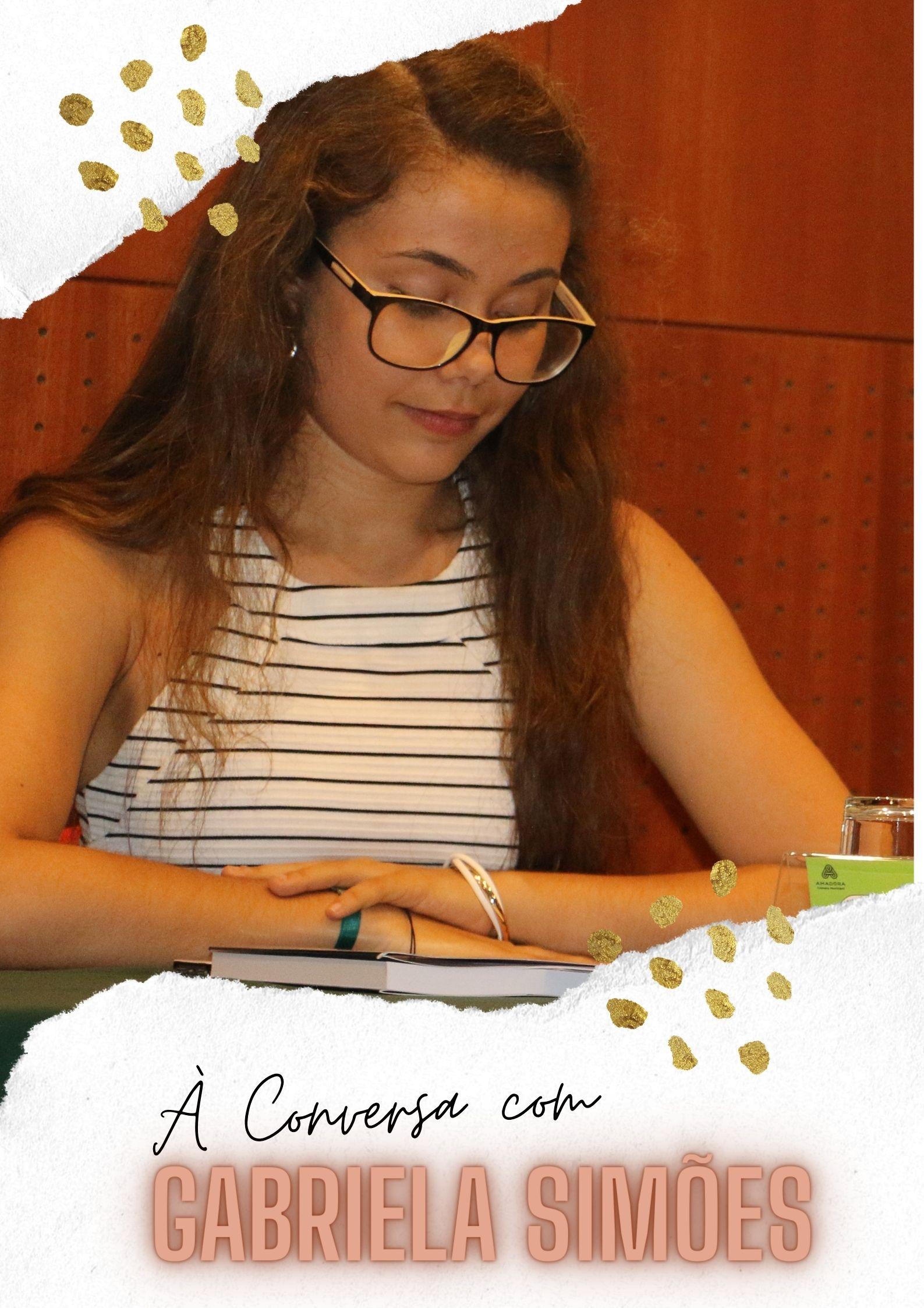 À Conversa com Gabriela Simões
