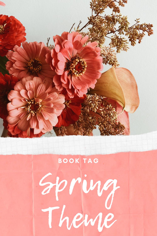 Spring Theme Book Tag