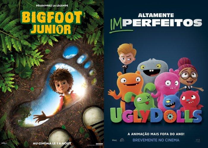 Altamente imperfeitos & Bigfoot Junior