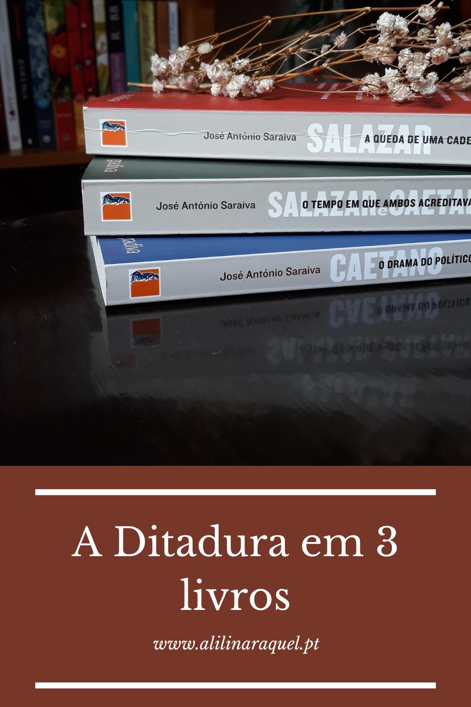A Ditadura em 3 Livros