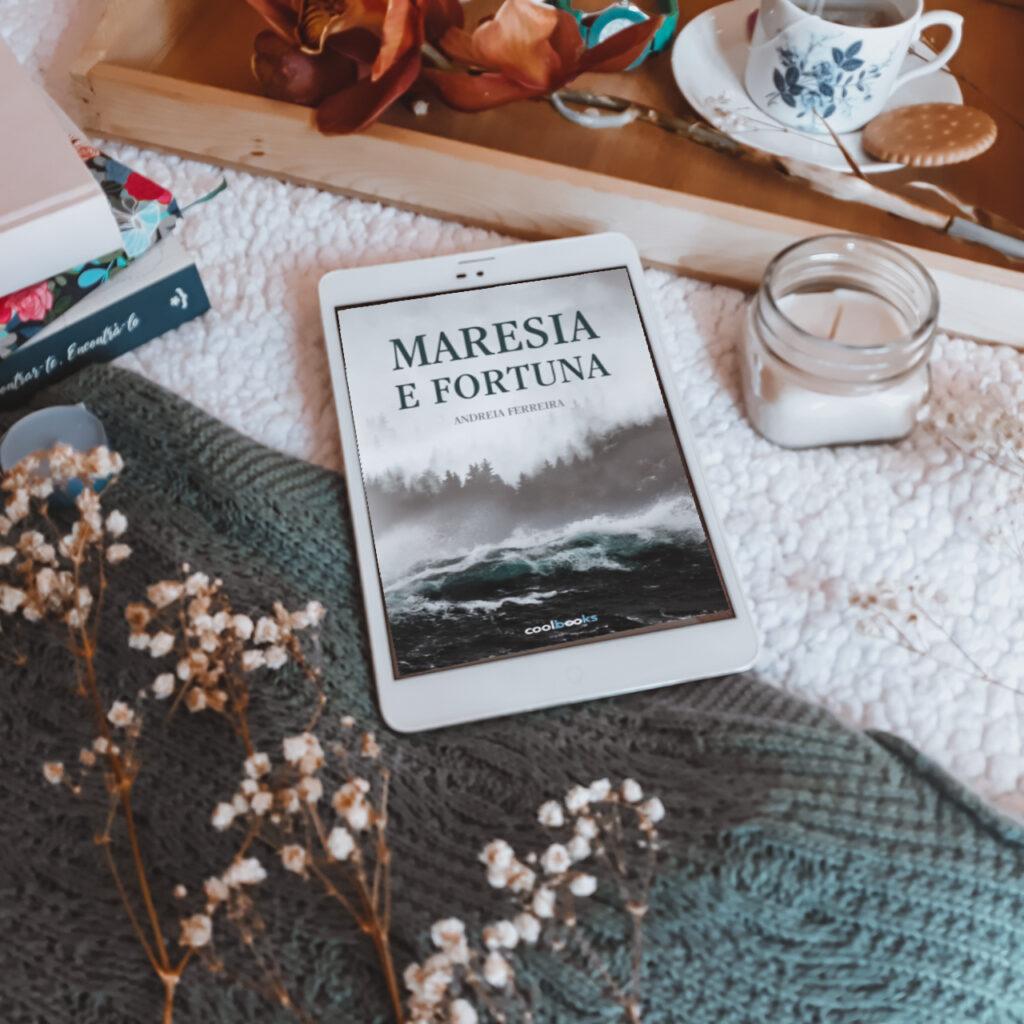 Maresia e Fortuna da Andreia Ramos