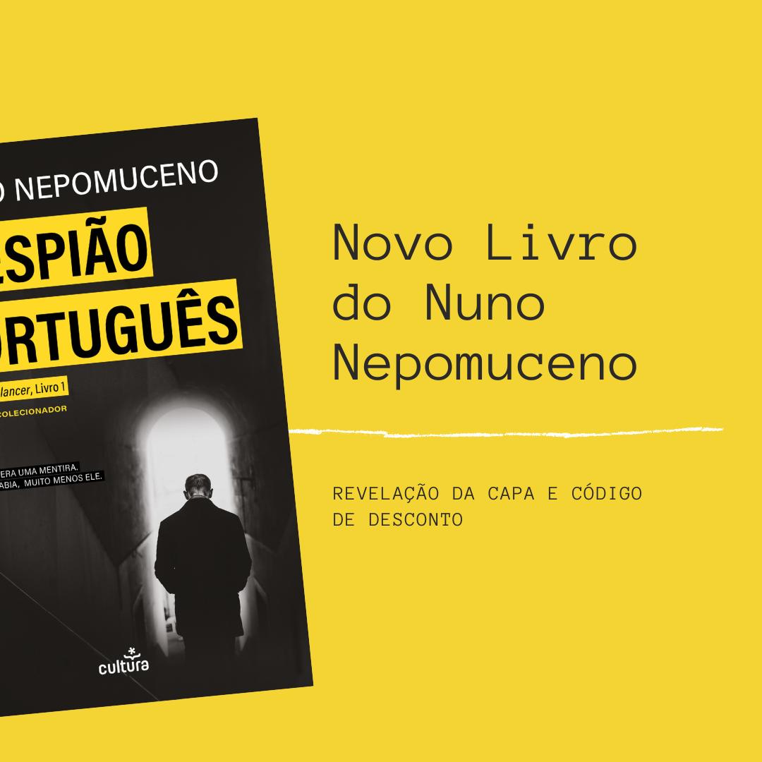 Novo Livro do Nuno Nepomuceno