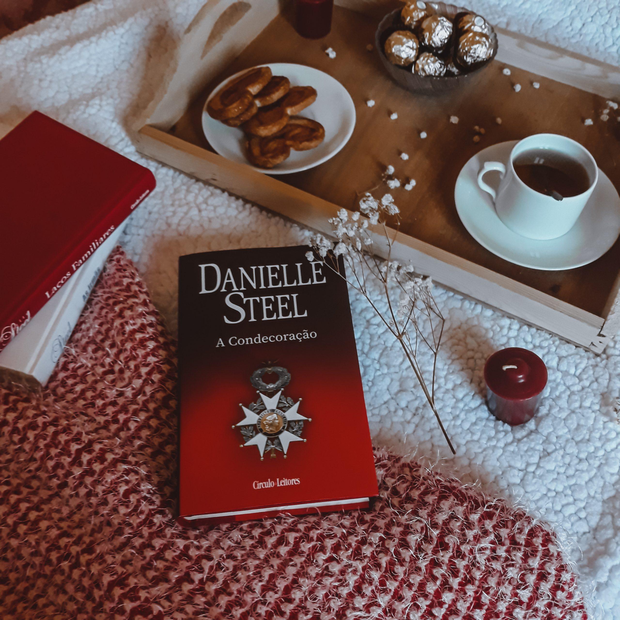 A Condecoração da Danielle Steel
