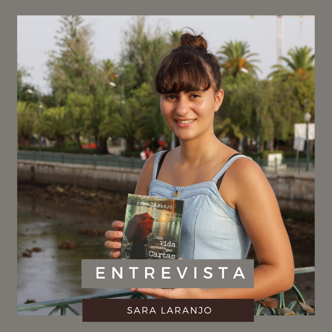 à conversa com Sara Laranjo