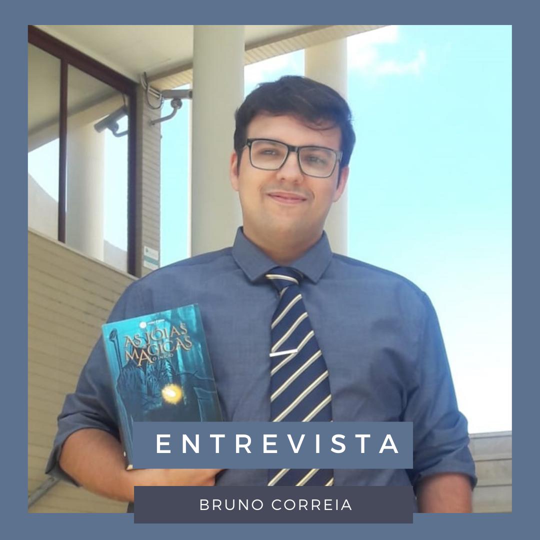 À Conversa Com... Bruno Correia