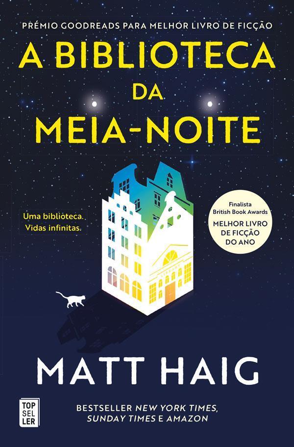 A Biblioteca da Meia-Noiteda MattHaig
